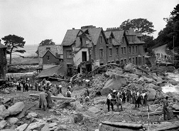 Lynmouth Flood Disaster