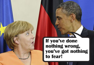 Obama approved tapping Merkel's phone