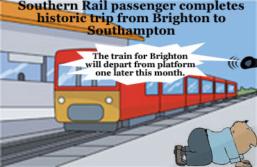 Southern Rail advises passengers not to travel