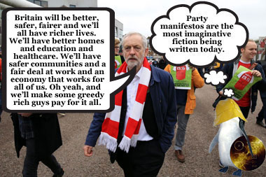 IFS makes damning assessment of Tory and Labour manifestos
