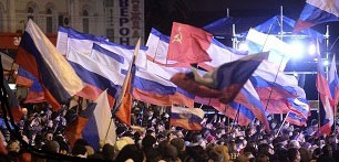 Crimea votes to join Russia
