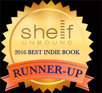 Runner up in the 2016 Shelf Unbound Best Indie Book Competition